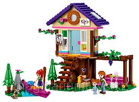 Конструктор для девочек Lego Friends 41679 Подружки Домик в лесу