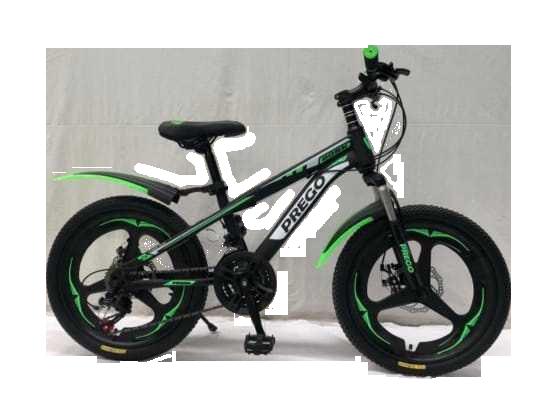 Детский двухколёсный велосипед Prego 12
