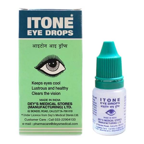 Глазные капли Айтон (Itone Eye Drops DAY'S)