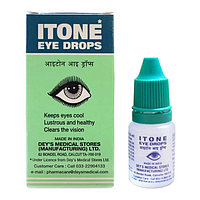 Глазные капли Айтон (Itone Eye Drops DAY S)