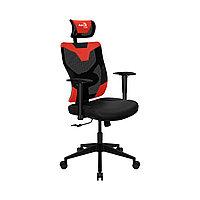 Игровое компьютерное кресло Aerocool Guardian-Champion Red, фото 1