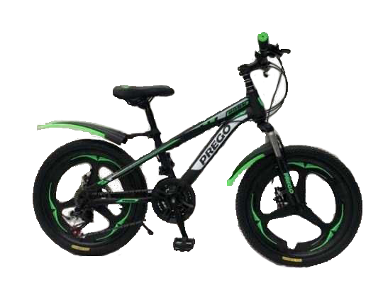 Детский двухколесный велосипед Prego 16