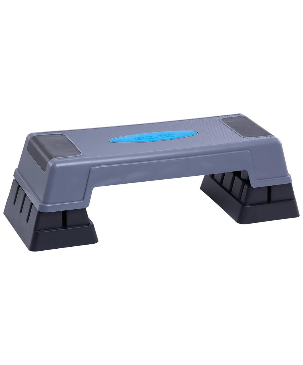 Степ-платформа SP-301 70х28х22 см, 2-уровневая Starfit