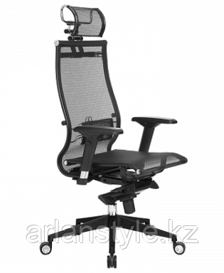Кресло Samurai Black Edition