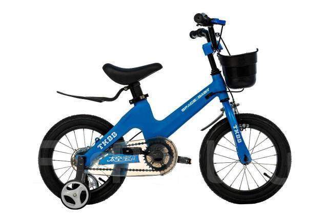 Двухколесный велосипед Space Baby 14