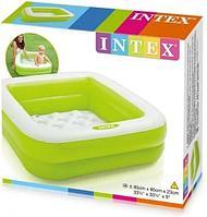 Intex Play Box Inflatable Square 57100NP, фото 2