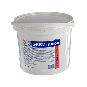 Химия для бассейна ЭКВИ-плюс 5 кг.