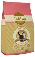 Корм Araton Kitten для котят 15 кг