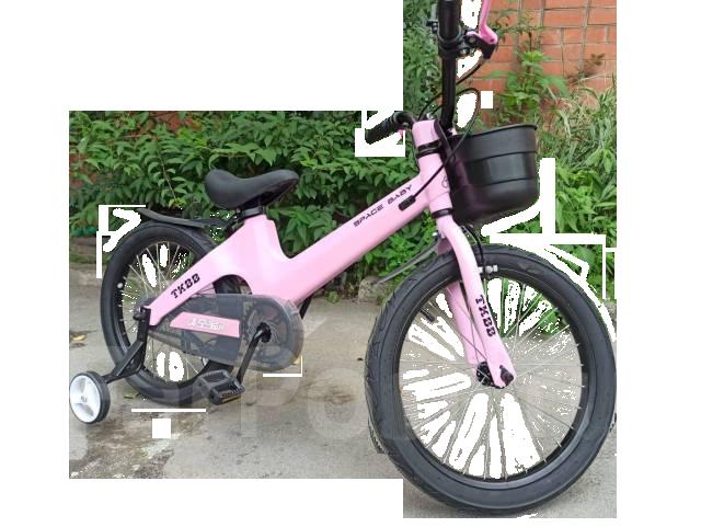 Детский двухколесный велосипед Space Baby 16
