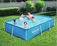 Каркасный бассейн Bestway 56404 300*201*66см