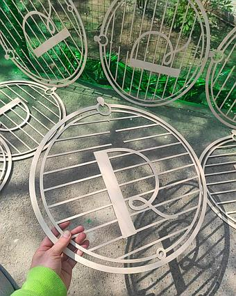 Лазерная резка фанеры от 3мм до 8мм