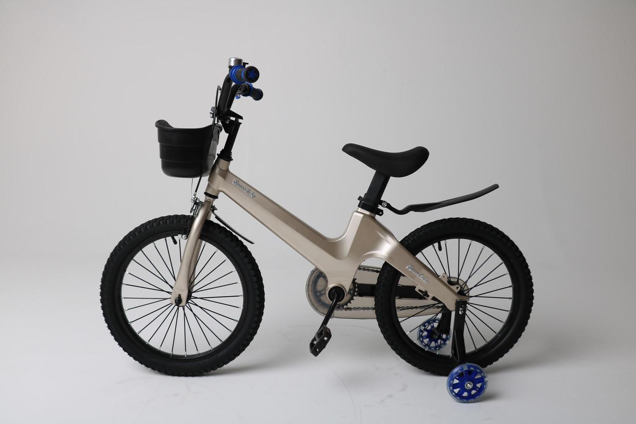 Детский двухколесный велосипед Space Baby 18