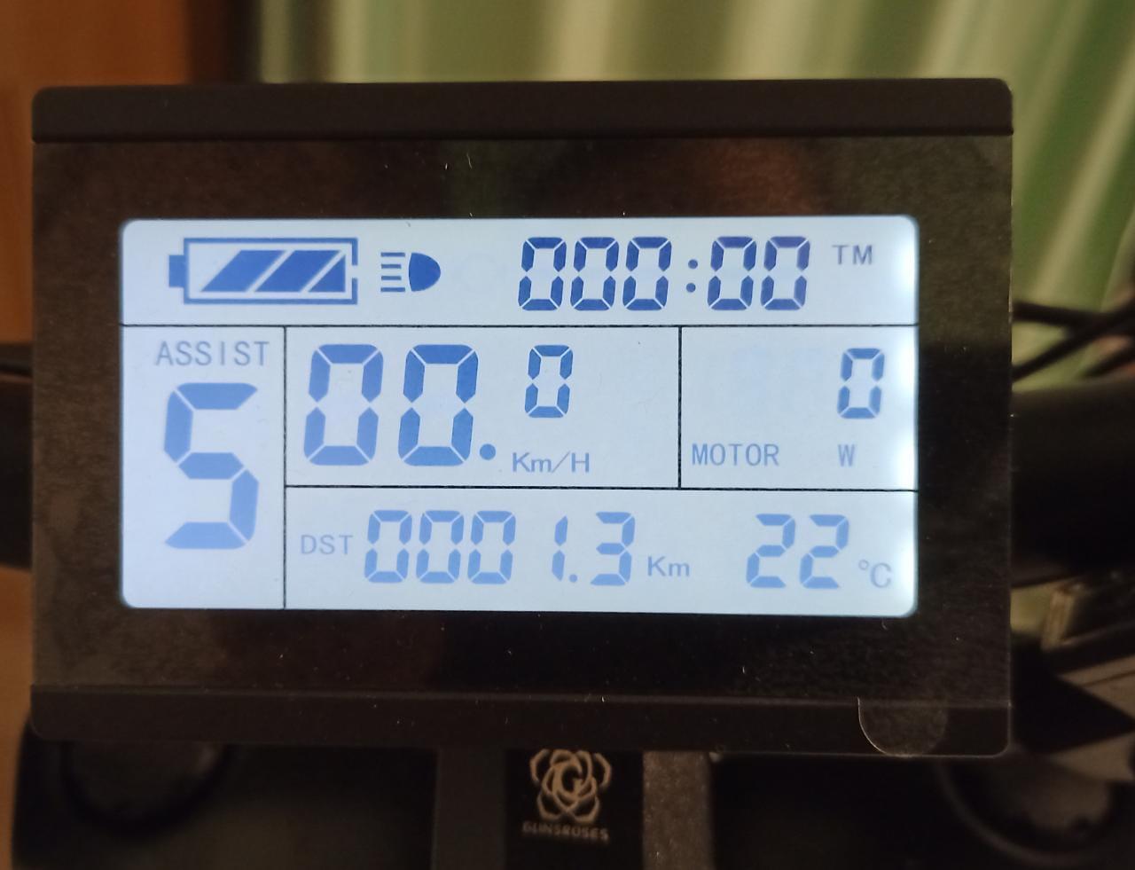 """Электровелосипед 48v 750w (max 1350w), аккум. Li-ion 48v 14,4 A/H. Колеса 26""""x4"""". Рама 21"""" - фото 3"""