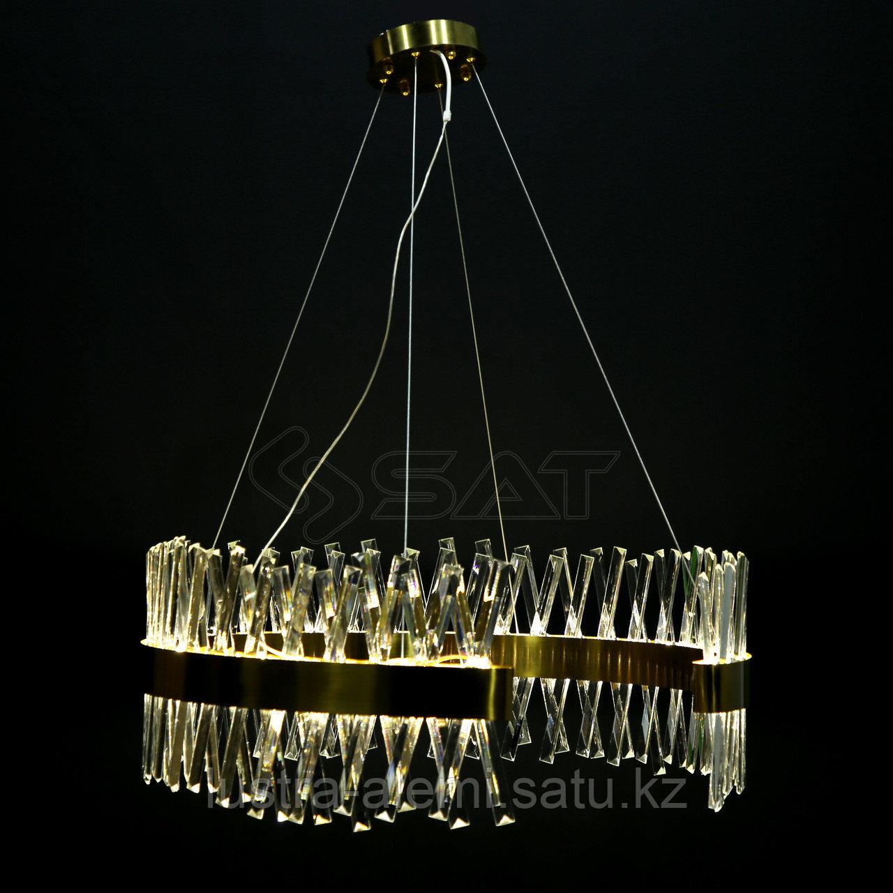 Люстра Модерн 706/600 LED GD