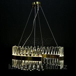 Люстра Модерн 706/600 LED GD, фото 2