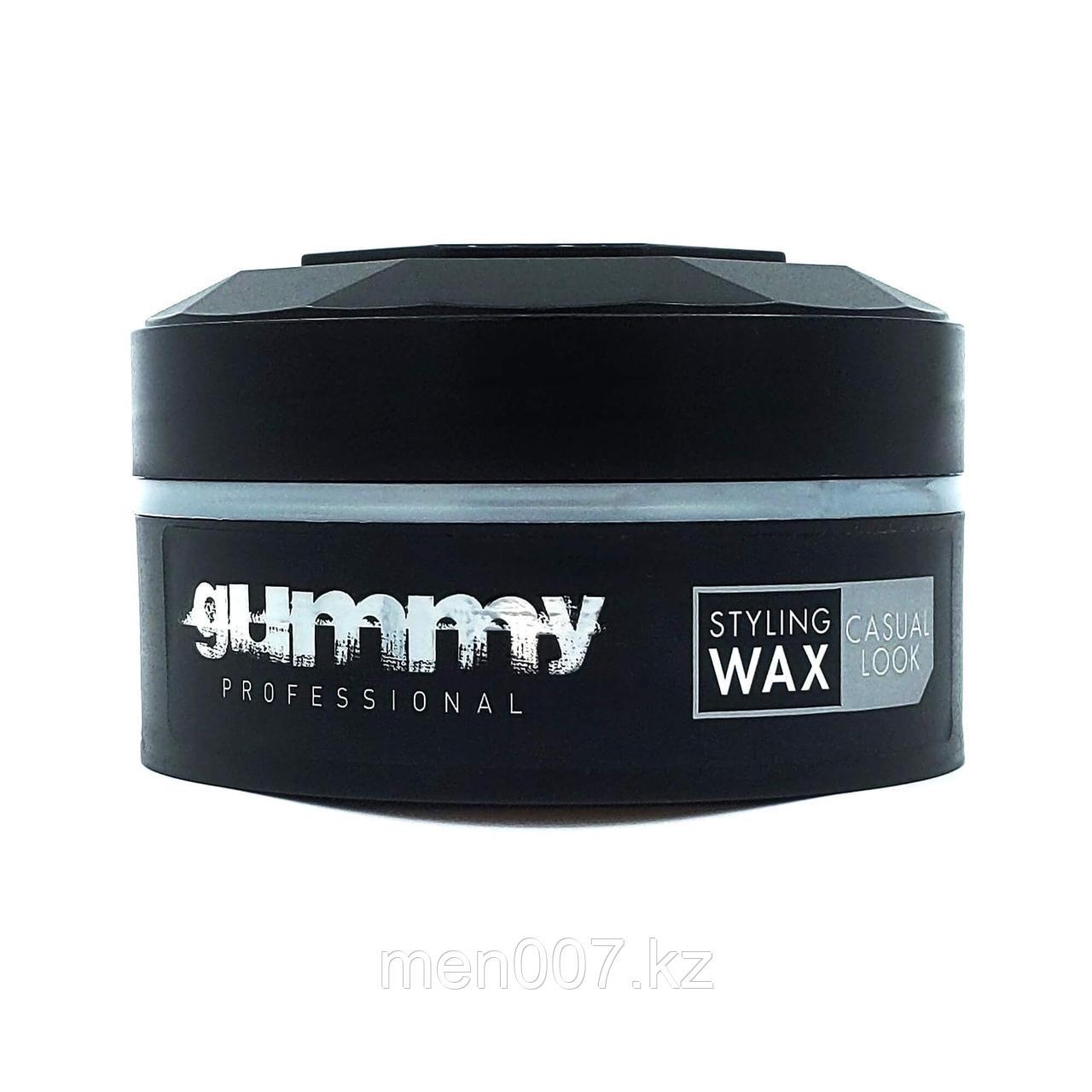 Gummy Hair Styling Wax Casual Look (Воск для укладки волос)