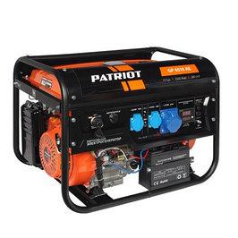 Бензиновые генераторы PATRIOT