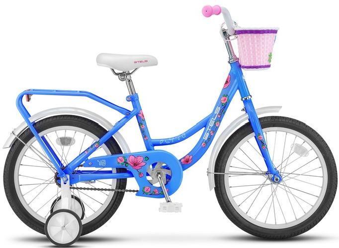 Детский двухколесный велосипед  Stels Flyte Lady 14