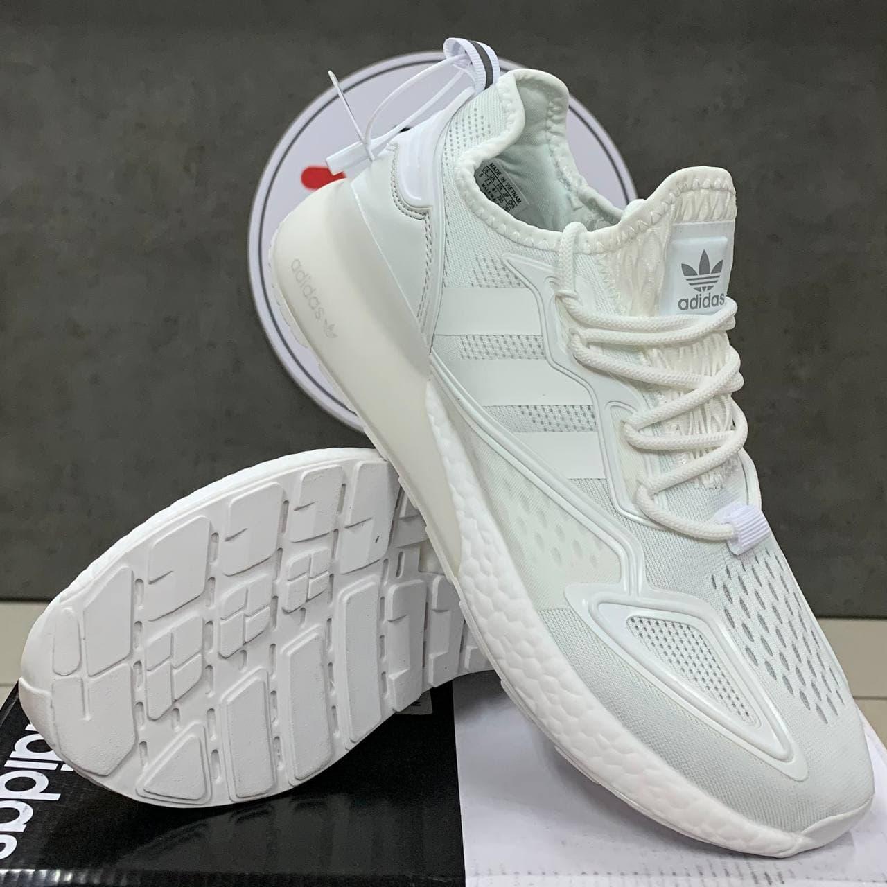 Кроссовки Adidas ZX 2K Boost - фото 1
