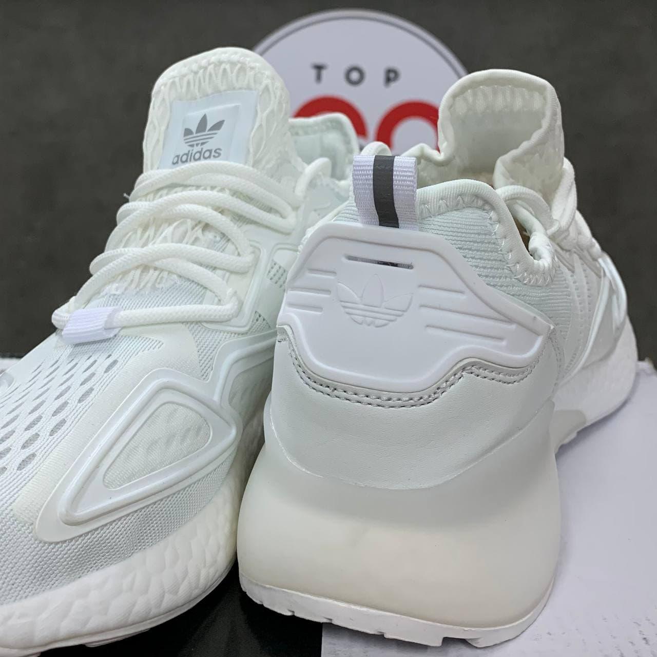 Кроссовки Adidas ZX 2K Boost - фото 4