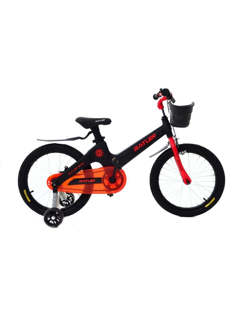 Велосипед Batler Allum 18 2020 черный