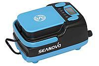 Насос аккумуляторный двухступенчатый HT-999 Seanovo для лодок ПВХ (0,34-1,38 атм)