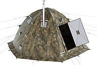 Берег палатка универсальная УП-5 с теплым полом в комплекте