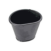 Манжета конусная  Дн 60х80 мм черная Симтек