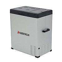 Холодильник автомобильный SUMITACHI C75 обьём 75 литров питания 12В/24В и 100-240В компрессорный