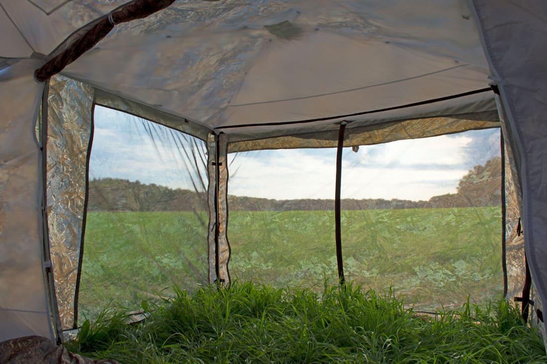 Сетка веранда Берег для палатки Куб Гексагон (нового образца) - фото 2