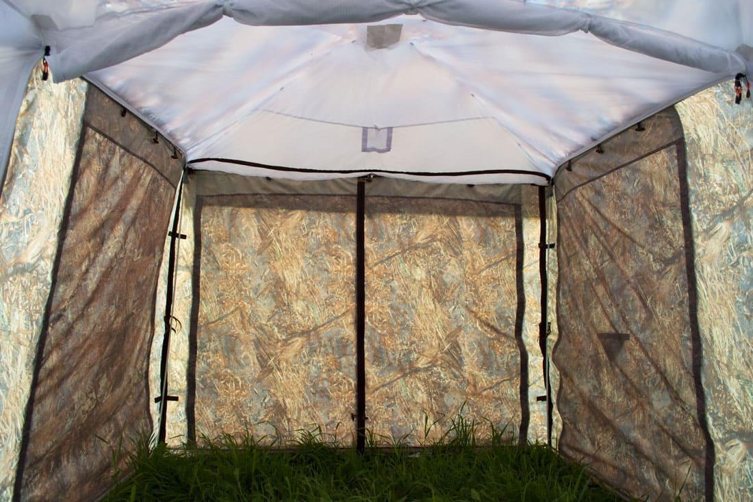 Сетка веранда Берег для палатки Куб Гексагон (нового образца) - фото 3