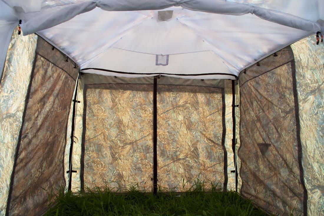 Сетка веранда Берег для палатки Куб Пентагон (нового образца) - фото 2