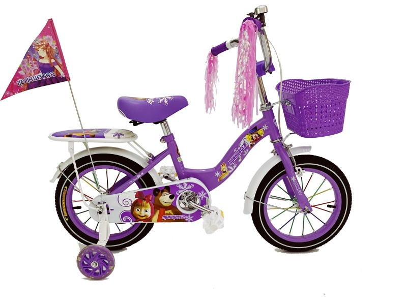 Барс Принцесса 12 2020 фиолетовый