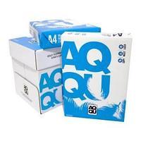 """Бумага """"AQQU"""", А4, 80 гр/м2, 500 л, КЛАСС """"С"""""""