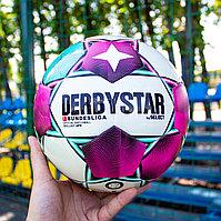Мяч футбольный DERBYSTAR, фото 1