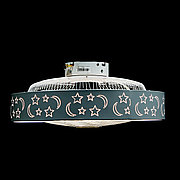 Вентилятор Светильник 004/LED D=500