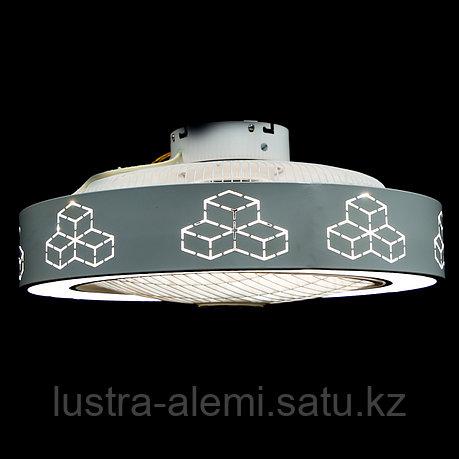 Вентилятор Светильник 009/LED D=500, фото 2