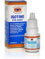 Айсотин капли для глаз (Isotine Eye Drop)
