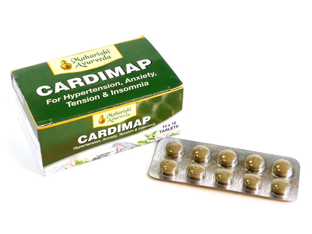 Кардимап (Cardimap)
