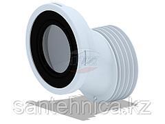 Манжета для унитаза эксцентрическая жесткая 110 мм Ани Пласт W0220