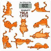 Весы напольные Scarlett SC-BS33E077