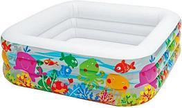 Бассейн Intex Clearview Aquarium 57471