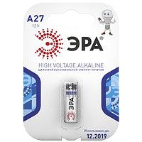 Батарейка ЭРА A27 12V