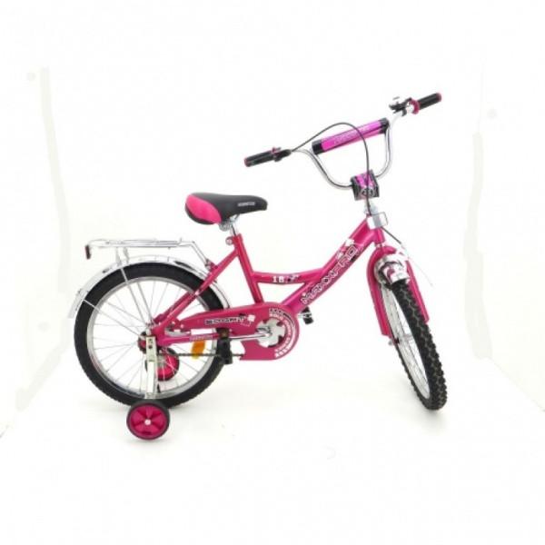 Детский велосипед Беркут 18 розовый