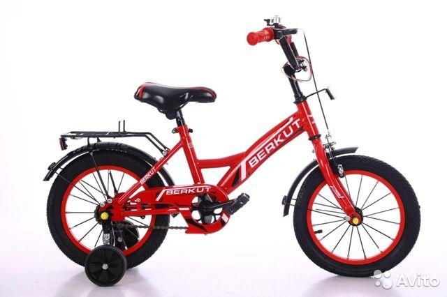 """Детский велосипед """"Беркут"""" 16"""