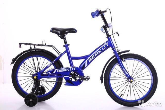 """Детский велосипед """"Беркут 18"""