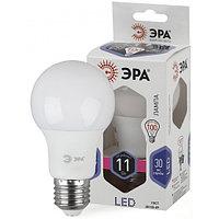 Лампочка ЭРА LED A60-11W-860-E27 (диод, груша, 11Вт, хол, E27)