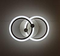 Современная LED люстра с пультом 3 режима  44W, фото 1