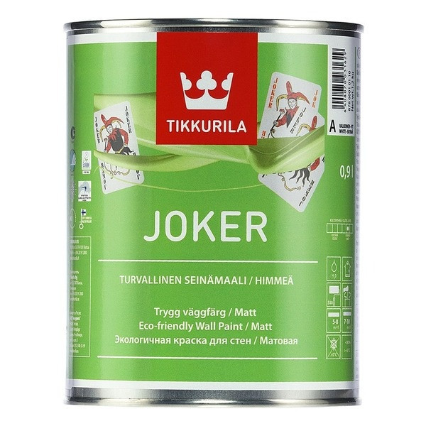 JOKER (Джокер) Базис А, мат.краска 9 л