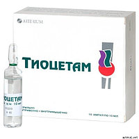 Тиоцетам 10 мл №10 амп.